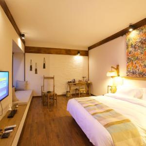 Hotellikuvia: Little Courtyard in Dali Boutique Hotel, Dali