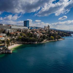 Hotellikuvia: Apartman Piramide, Rijeka
