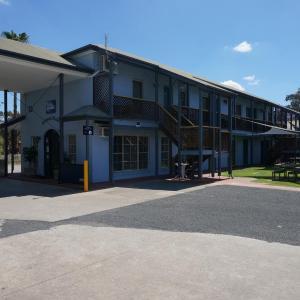 Hotellikuvia: Colonial Motel, Richmond
