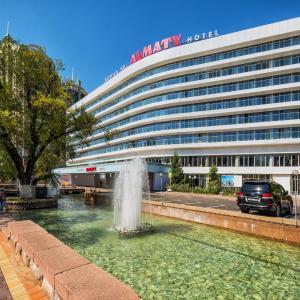 酒店图片: 阿拉木图酒店, 阿拉木图