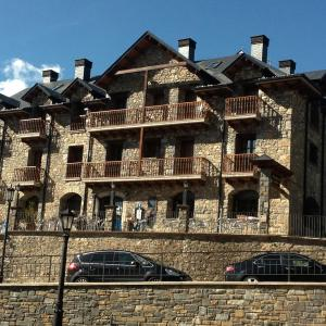 Hotel Pictures: Apartamentos Turisticos Lavedan, Tramacastilla de Tena