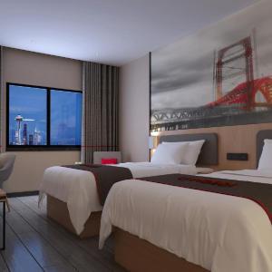 Hotel Pictures: Thank Inn Chain Hotel Hubei Huangshan Yiyang Road, Huangshi