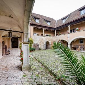 Hotel Pictures: Geyer-Schloss Reinsbronn, Creglingen
