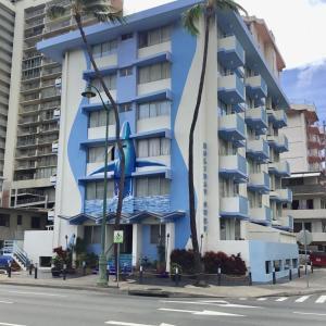 Fotos do Hotel: Holiday Surf Hotel, Honolulu