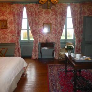 Hotel Pictures: Chambres d'Hôtes de Manoir de Captot, Canteleu
