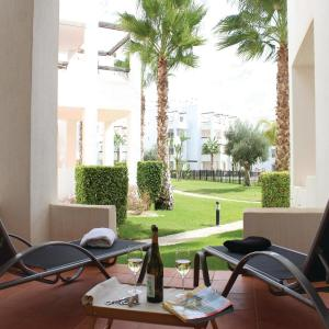 Hotel Pictures: Studio Apartment in Murcia, Las Pedreñas