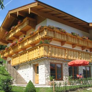 Hotelbilleder: Bergpanorama Ferienwohnungen, Marquartstein