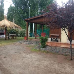 Hotellikuvia: Cabañas Rio Blanco, Potrerillos