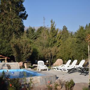 Фотографии отеля: Lodge del Maipo, San José de Maipo