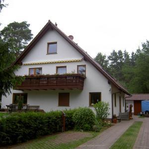 Hotelbilleder: Pension Schillerhöhe, Strausberg