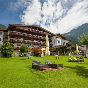 Hotellikuvia: Hotel-Pension Rotspitz, Maurach