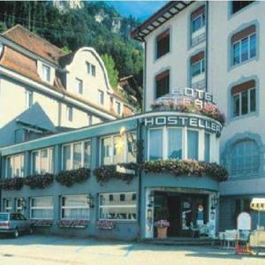 Hotel Pictures: Hotel Sternen, Fluelen