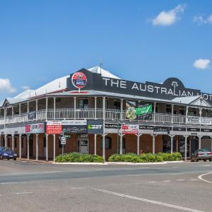 Hotelbilleder: The Australian Hotel Murgon, Murgon