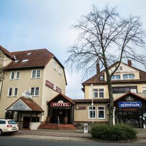 Hotelbilleder: Hotel Stadt Peine, Peine