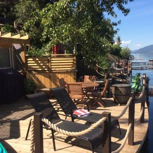 Hotel Pictures: Secret Point Cottage, Kelowna