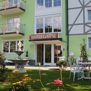 Hotelbilleder: Hotel Garni Regina, Gößweinstein