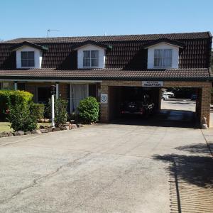 Hotellbilder: Bridge Street Motor Inn, Toowoomba