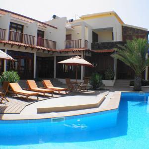 Hotel Pictures: Pousada Montecara, Mindelo