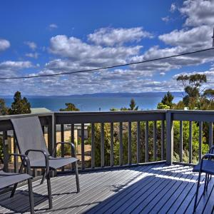 Hotelfoto's: The Lookout ~ Large family house with views, Coles Bay