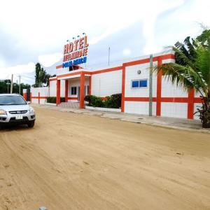 ホテル写真: Hotel Ayelawadje Palm Beach, Cotonou