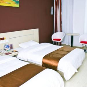 Hotel Pictures: Thank Inn Chain Hotel Shandong Weifan Shouguang Dongchen Quanfuyuan, Shouguang