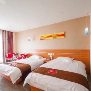 Hotel Pictures: Thank Inn Chain Hotel Jiangsu Nantong Rubo Dasima Bridge, Rugao