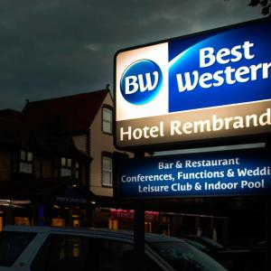 Hotel Pictures: Best Western Weymouth Hotel Rembrandt, Weymouth