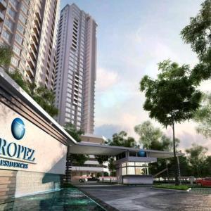 Fotografie hotelů: Tropaz Sky View Living, Johor Bahru