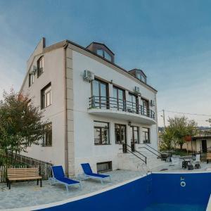 Hotellikuvia: Villa with pool near Mtatsminda Park, Tbilisi City