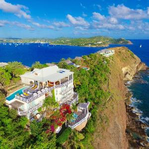 Fotografie hotelů: Dolcevita Cliff Resort and Spa by KlabHouse, English Harbour Town