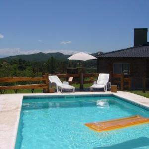 Foto Hotel: Lomas del Dique Cabañas, Villa del Dique