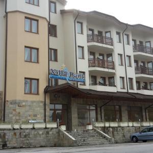 Φωτογραφίες: SDL Apartments Villa Park, Μπόροβετς