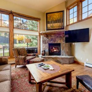 Fotos del hotel: 1516 Flattop Cir Townhouse Townhouse, Steamboat Springs