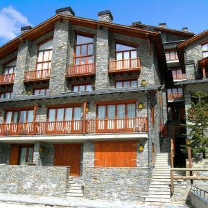 Hotellikuvia: Aparthotel Ona Dorada Andorre El Tarter, Ransol