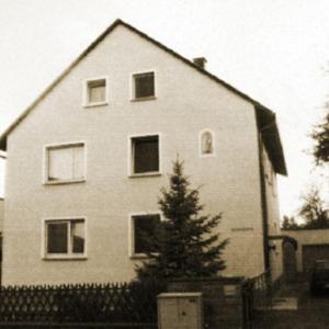 Hotelbilleder: Scherers Privatzimmer, Bergrheinfeld