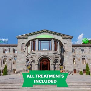 Hotel Pictures: Armenia Wellness & Spa Hotel Jermuk, Jermuk