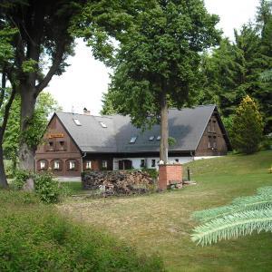 Hotel Pictures: Vitalpenzion Novina, Kryštofovo Údolí