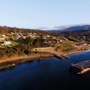 Foto Hotel: Manfield Seaside Bruny Island, Alonnah