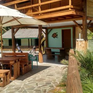 Hotel Pictures: Pousada Rancho do Nhesko, Garuva