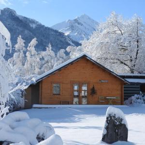 Hotel Pictures: les Chalets Cap Pyrénées, Aucun
