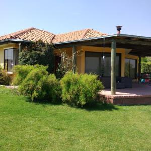 Фотографии отеля: Casa Lago Rapel, El Manzano