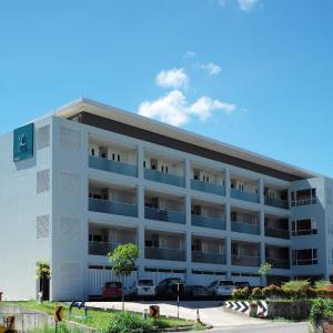 Hotellikuvia: Telanai16 Lodge, Kampong Beribi