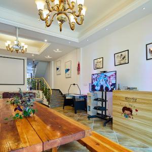 Hotellikuvia: Tai Hu Yu Jian 8 Bedroom Independent Bathroom Villa, Suzhou