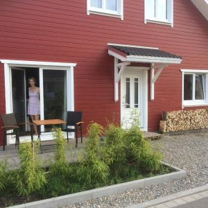 Hotelbilleder: Schlaf aus im Schwedenhaus, Eimeldingen