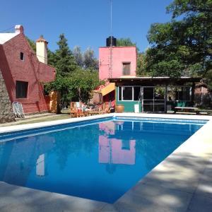 Hotel Pictures: Hostel El Altillo, San Marcos Sierras