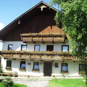 Hotellikuvia: Bauernhof Willi Perner, Nussdorf am Attersee
