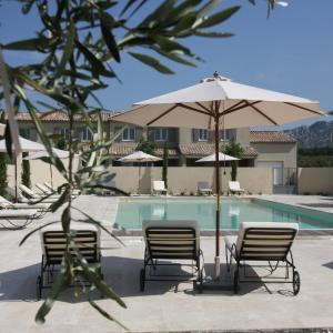 Hotel Pictures: Alpilles Villa Soleil, Aureille