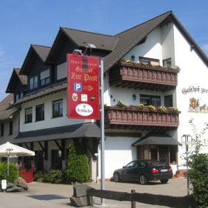 Hotelbilleder: Gasthof zur Post Hotel - Restaurant, Breckerfeld