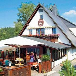 Hotel Pictures: Pension Waldeck, Pobershau