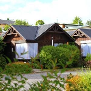 Фотографии отеля: Holiday Homes Cabañas El Vergel, Осорно